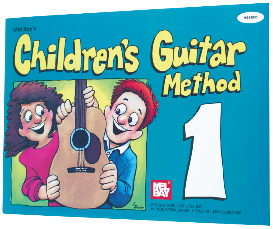 CHILDREN'S GUITAR METHOD VOL.