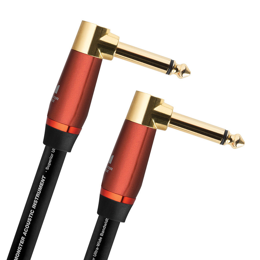 Monster Acoustic 8 R/A Cable Dual Angled
