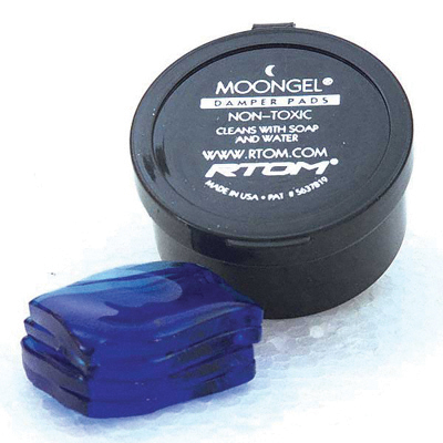 MOONGEL DRUM DAMPER PAD 6PCS