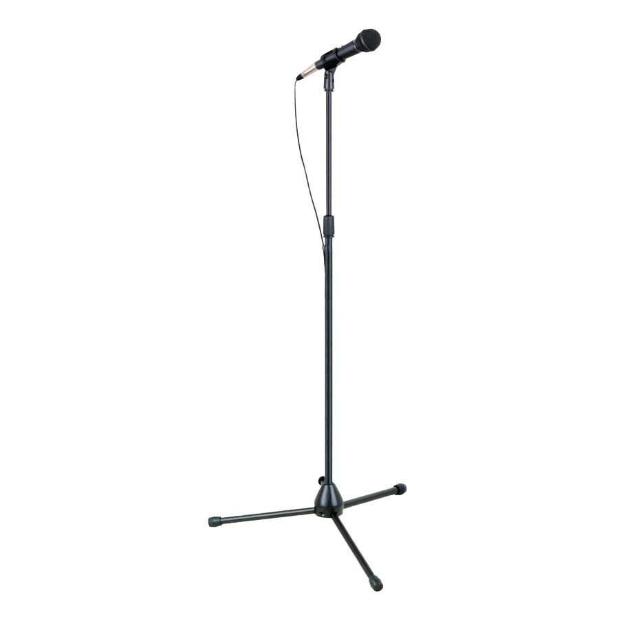 MICROPHONE STAND AND CABLE SET