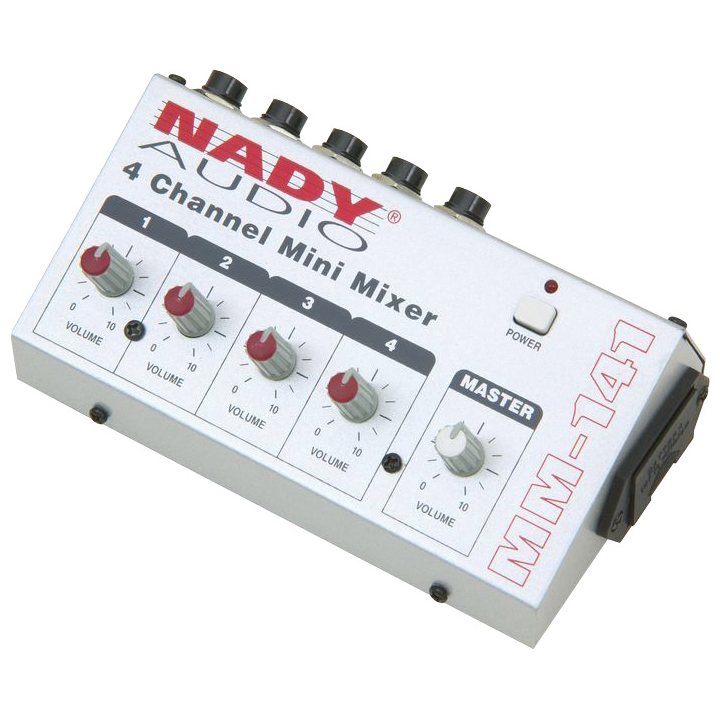(ea)4-CHANNEL MINI MIXER
