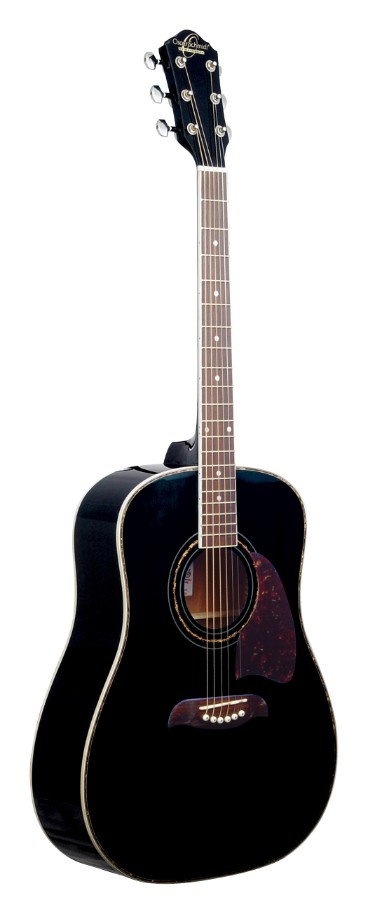 Acoustic Guitar Select Spruce Black