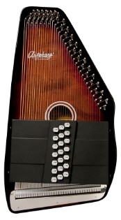 ~21 Chord Autoharp            ELECTRIC