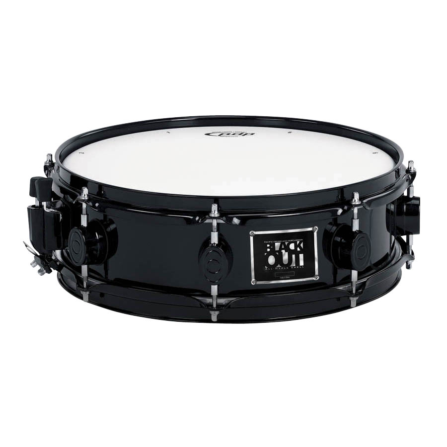 (ea)4X13 BLACK OUT SNARE