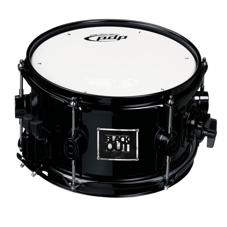 (ea)6X10 BLACK OUT SNARE