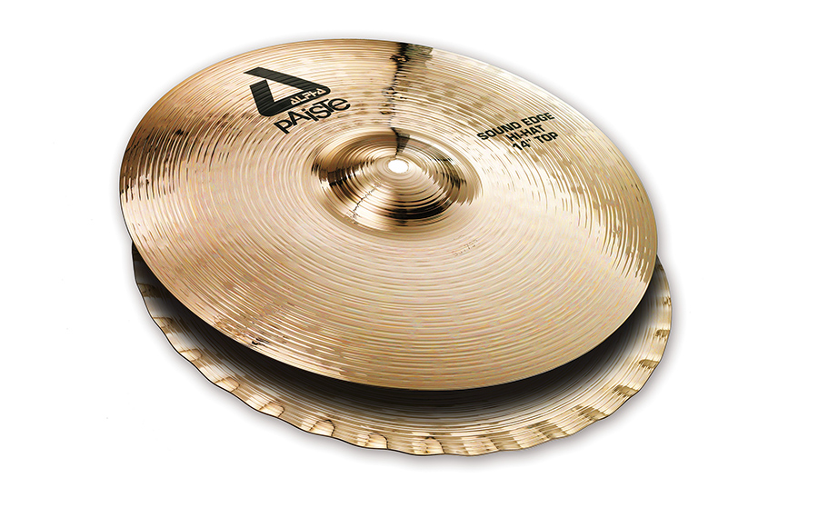 14 ALPHA 'B' SOUND EDGE HI-HAT