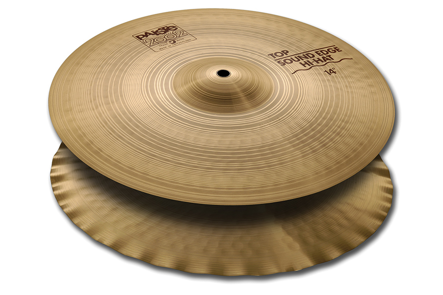 13 2002 SOUND EDGE HI-HAT
