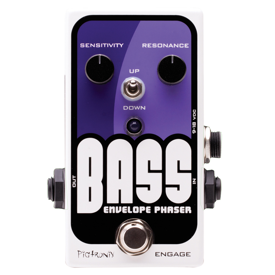(ea)BASS ENVELOPE PHASER PEDAL