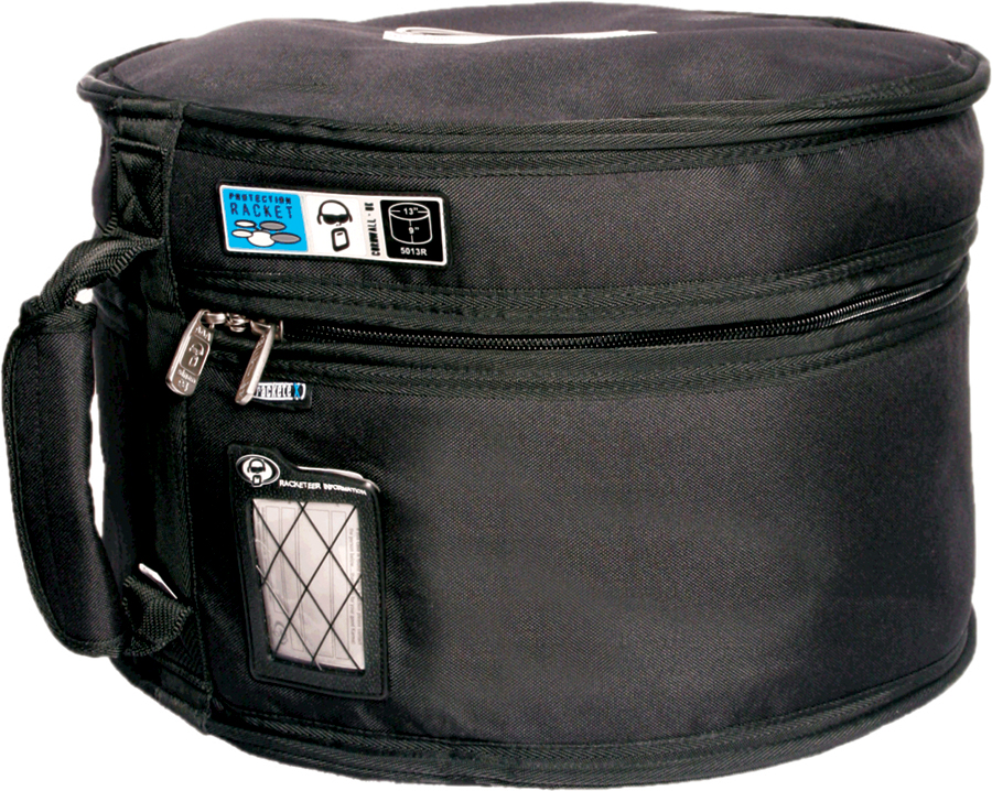 (ea)12 X 9 STD TOM CASE W/RIMS