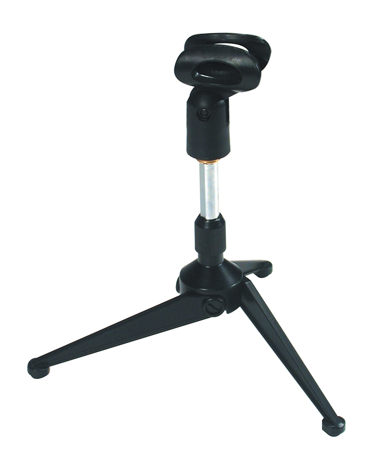 Desk-top tripod mic std       Works with IPS10