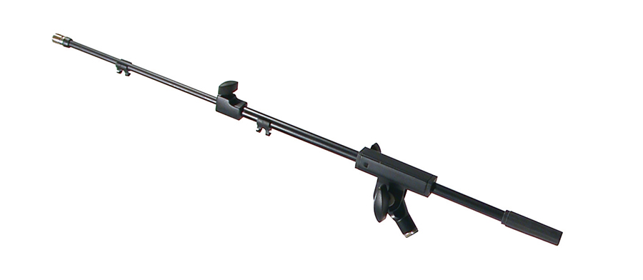 telescopic mic boom           Add on Attachment