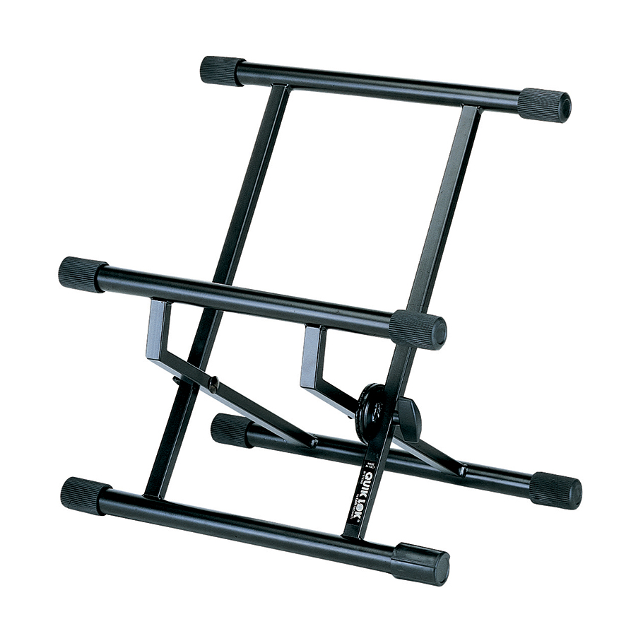 Short Amp Stand               Double-Braced  Tilt Adjustable