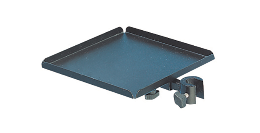Large Clamp-on Utility Tray    (8.4 W. x 8.4 D.)
