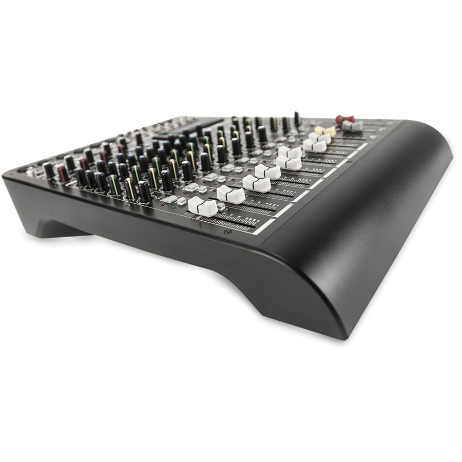 12 CHANNEL MIXER W/ COMP FX