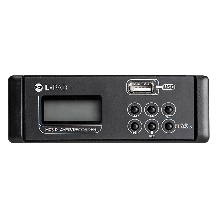 MP3 PLYR REC CARD FOR L-PAD