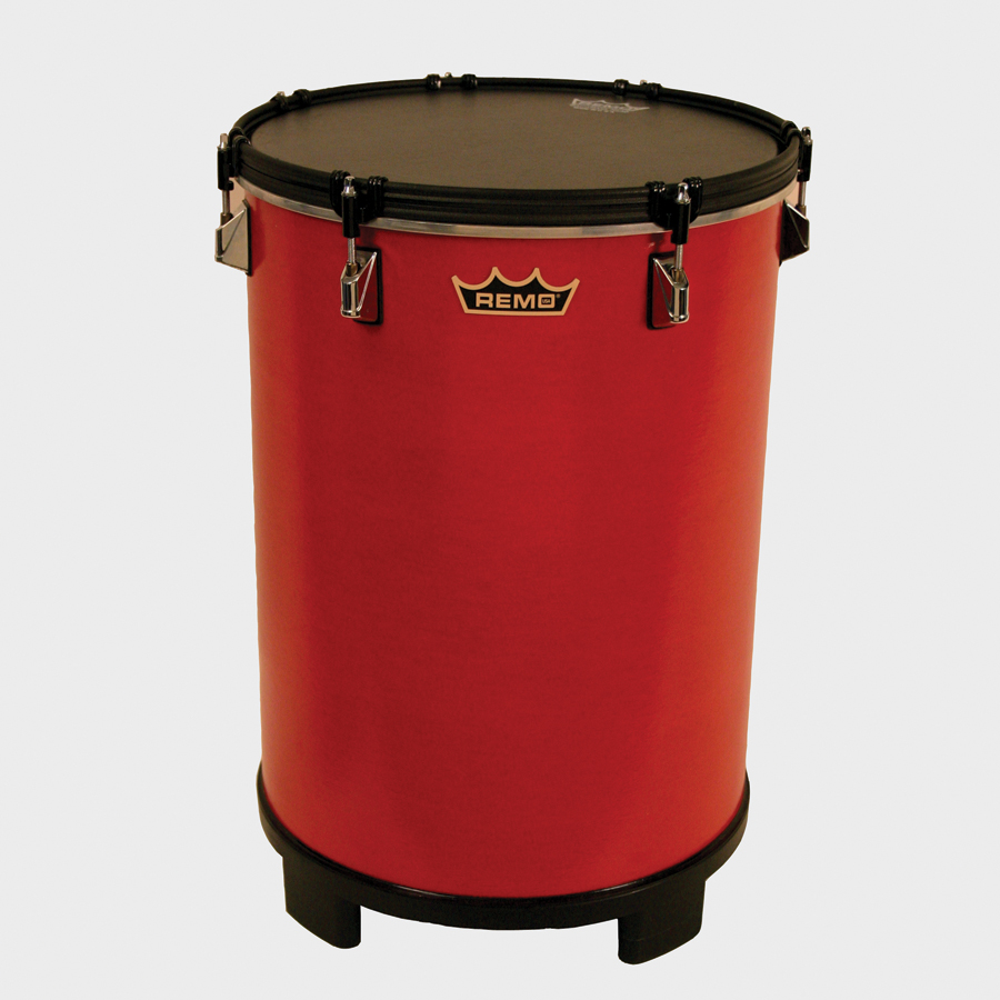 (ea)BAHIA BASS DRUM 14X21 RED