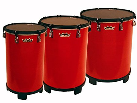 (ea)BAHIA BASS DRUM 16X21 RED