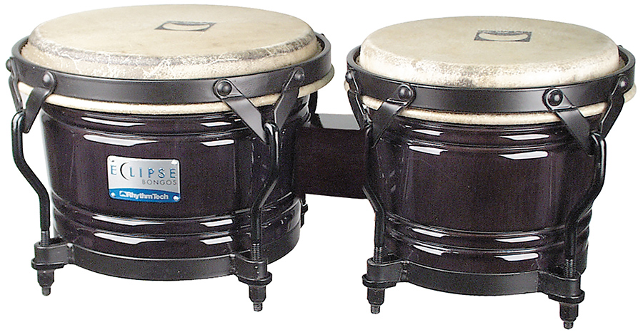 Eclipse Bongos-Black