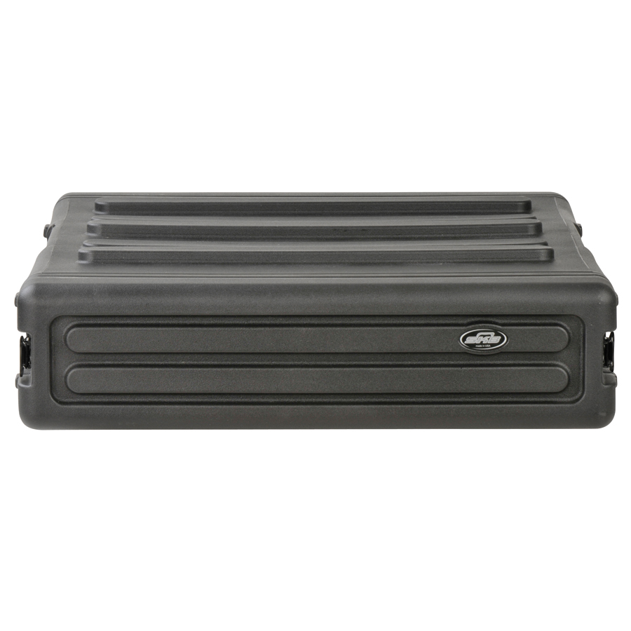 (ea)SKB 2U ROTO MOLD RACK CASE