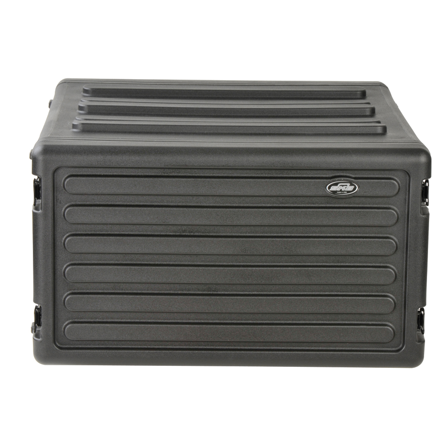(ea)SKB 6U ROTO MOLD RACK CASE
