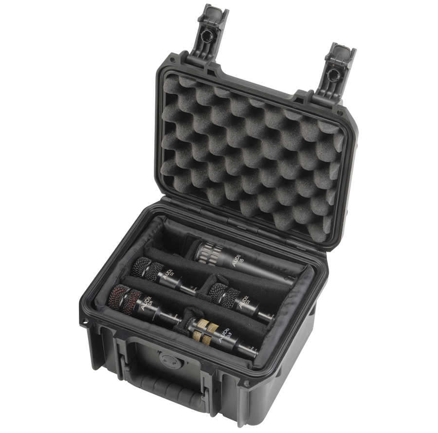 SKB CASE MINI LATCH CUBED FOAM