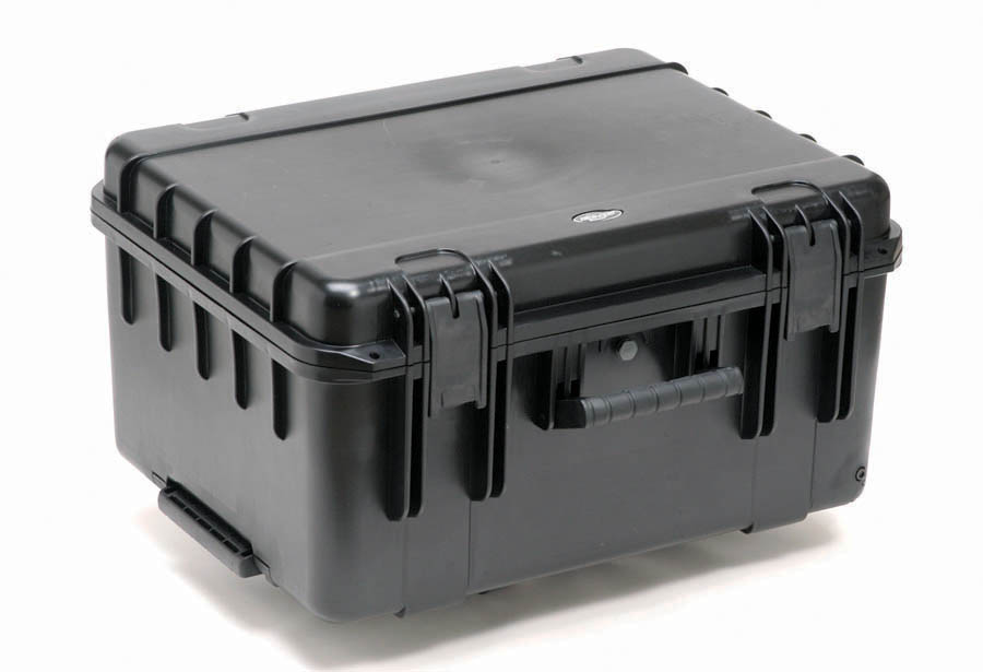 (ea)SKB CASE W/WHEELS DIVIDERS