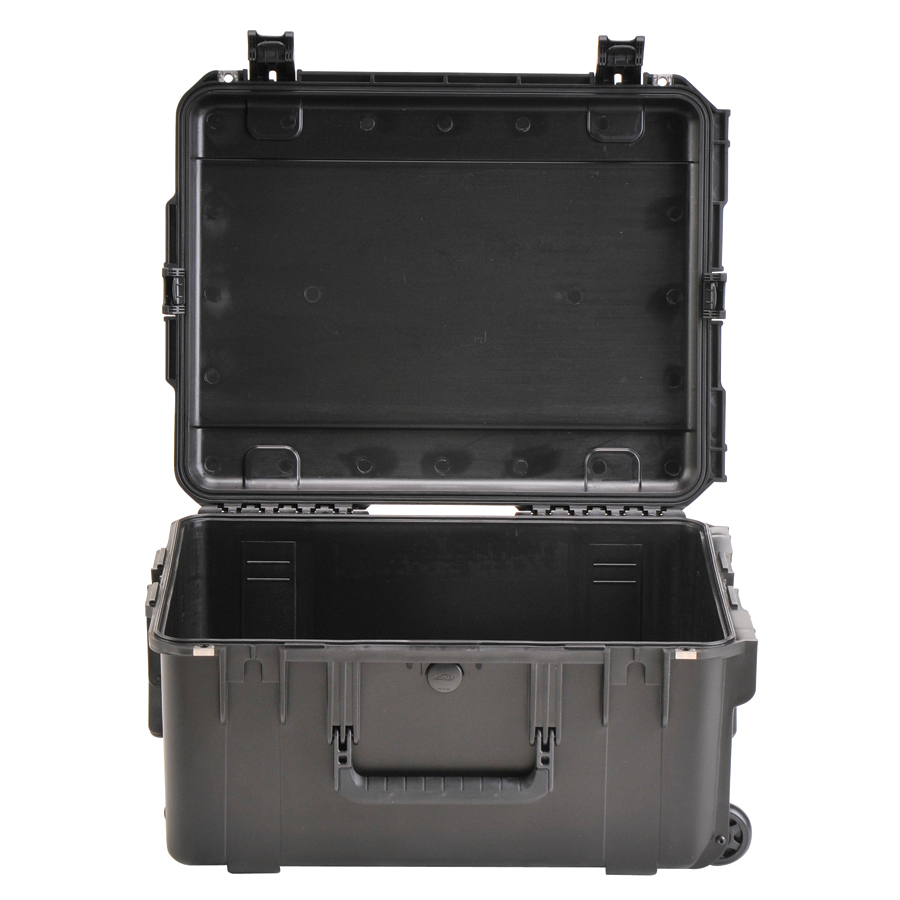 (ea)SKB CASE W/WHEELS EMPTY
