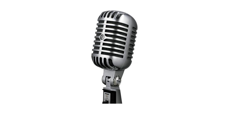Shure Vintage Vocal Mic