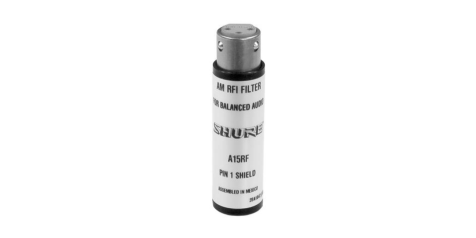 (ea)SHURE RF FILTER