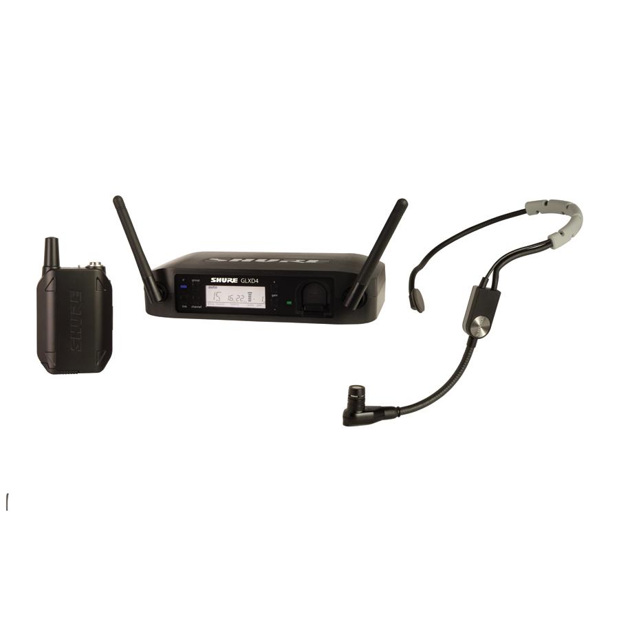 (ea)GLX HEADSET SYS W/SM35 -Z2