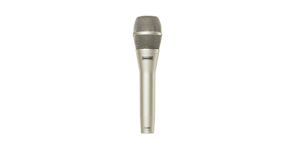 (ea)DUAL PATTERN VOCAL MIC