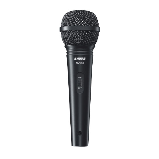 (ea)SHURE VOCAL MIC W/CBL