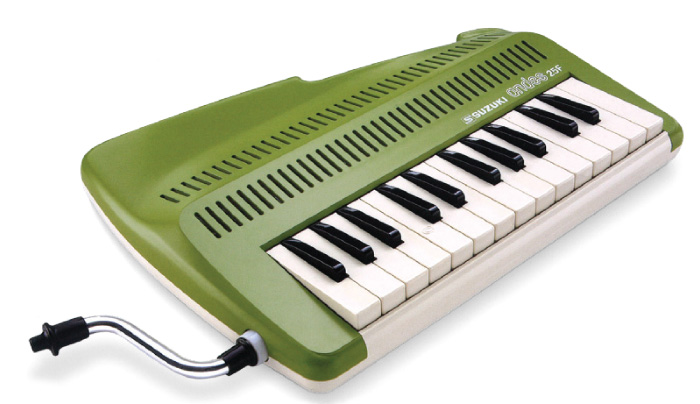 (ea)ANDES RECORDER-KEYBOARD