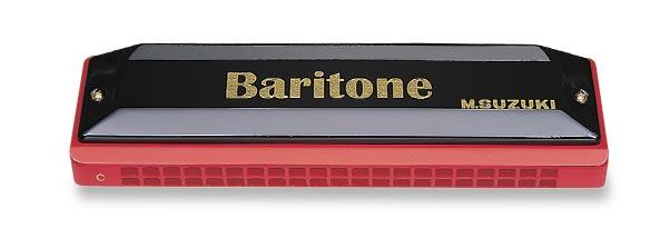 (ea)BARITONE 21 HOLE KEY: C
