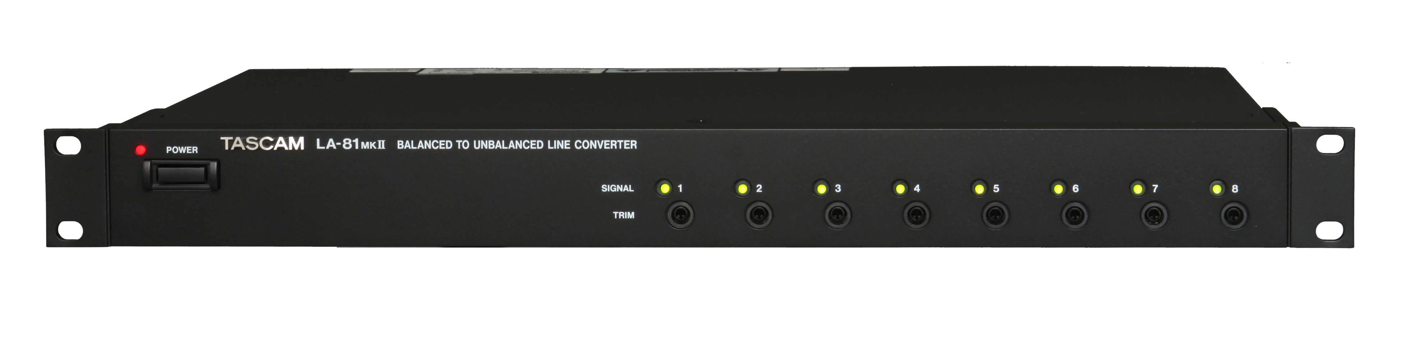 BAL TO UNBAL LINE AMP Tascam P
