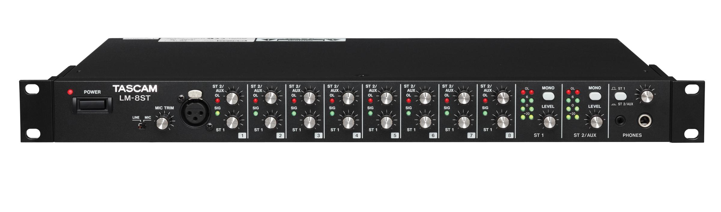 LINE MIXERTascam Pro Audio