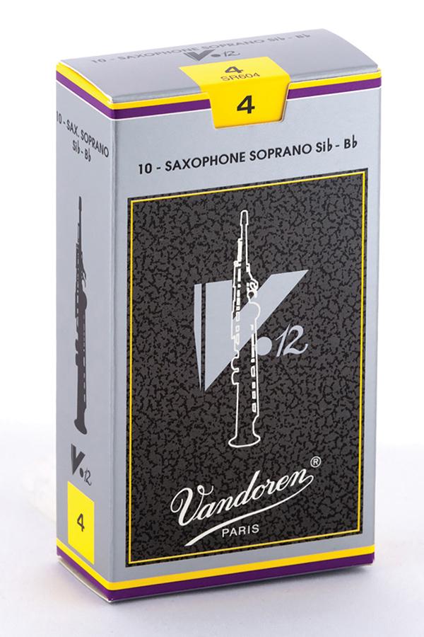 (ea)11 SOPRANO SAX V12 4 REED