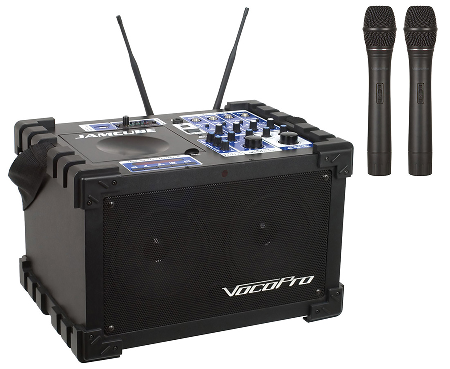 (ea)ALL IN ONE MINI PA SYSTEM