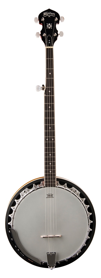 FW-Five String Banjo natural  FW
