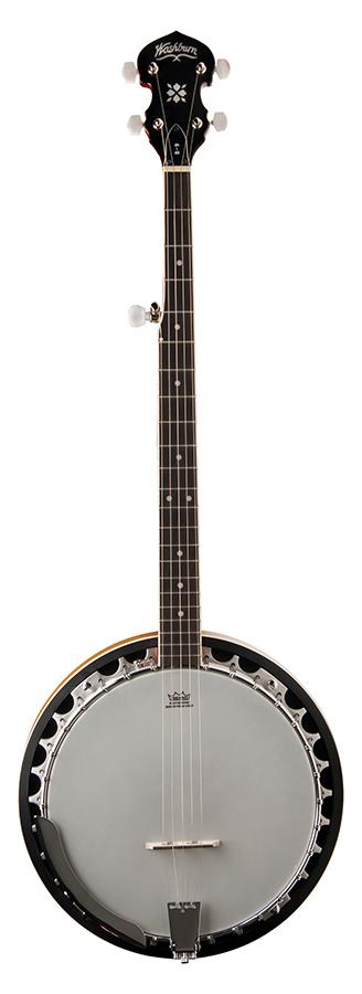 FW-Five String Banjo natural  FW