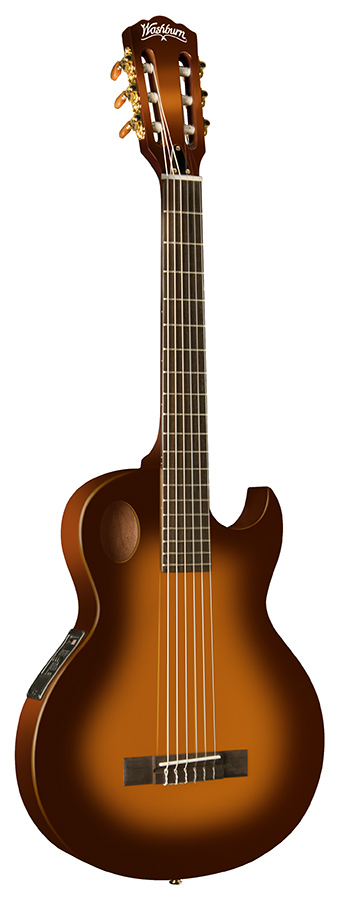 ~FW-Classical thinline-solidtotobacco sunburst