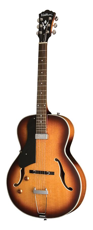 ~HB Electric Guitar W/bag Left