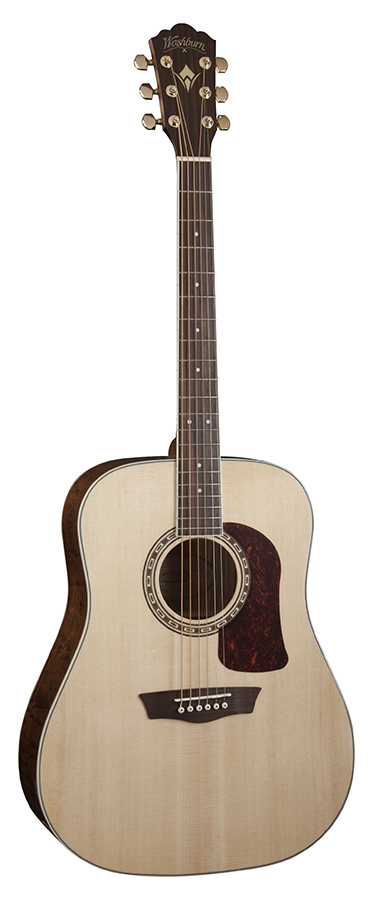 ~DN Heritage Acoustic         Solid spruce/Tamo Ash