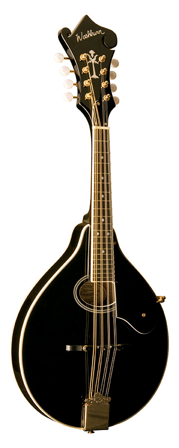 FW-A Style Mandolin black     FW