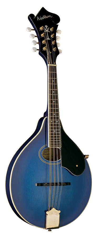 FW-A Style Mandolin Trans BlueFW