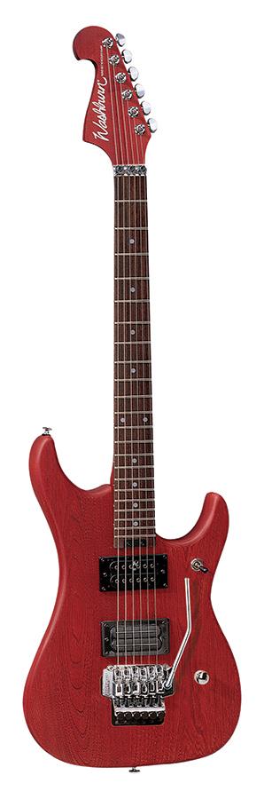 FW-Elec Guitar  Nuno w/GB4 bagPadauk Stain