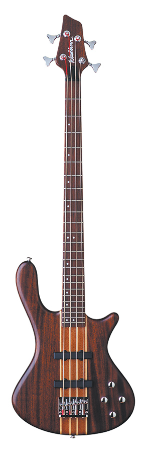 T24 bass w/GB6 gigbag         Natural Matte