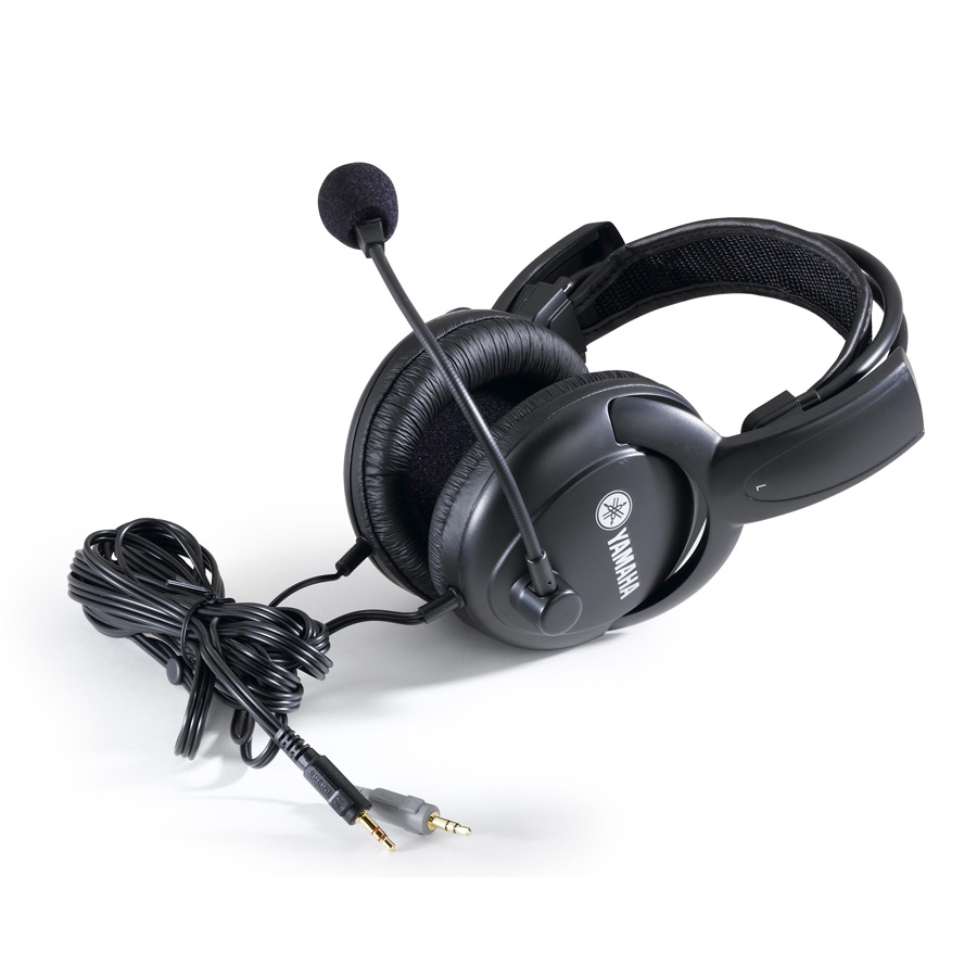 YAMAHA HEADSET HEADPHONE W/MIC