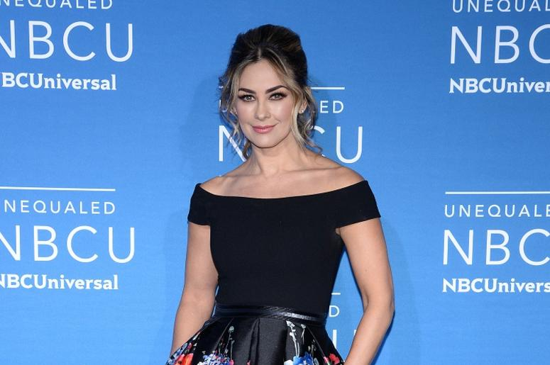 Aracely Arambula attends the 2017 NBCUniversal Upfront at Radio City Music Hall in New York, NY, on May 15, 2017.