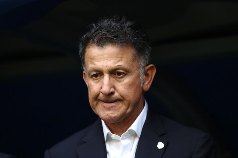 7/2/2018 - Mexico manager Juan Carlos Osorio (Photo by PA Images/Sipa USA) *** US Rights Only ***
